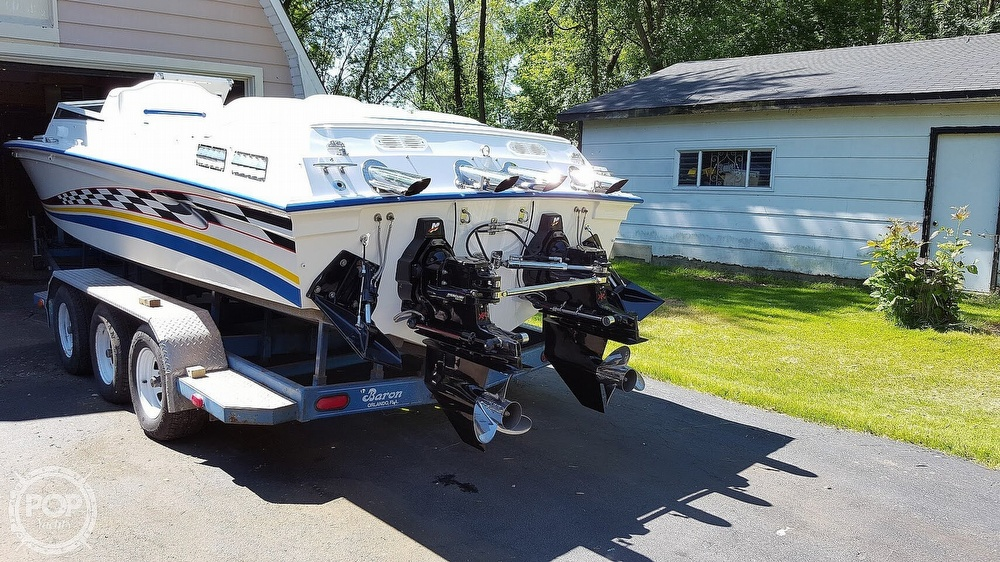 1978 Cigarette boat for sale, model of the boat is 28 SS & Image # 8 of 41