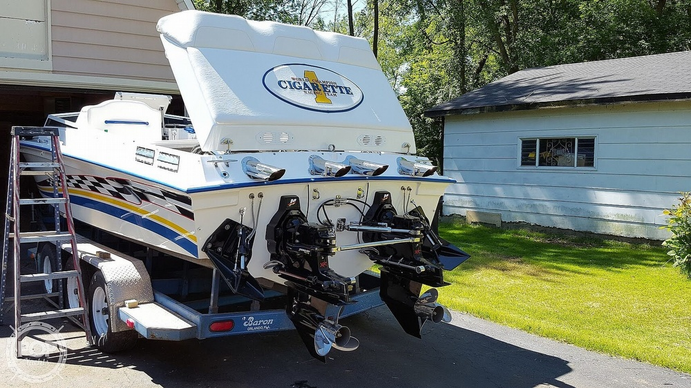 1978 Cigarette boat for sale, model of the boat is 28 SS & Image # 11 of 41