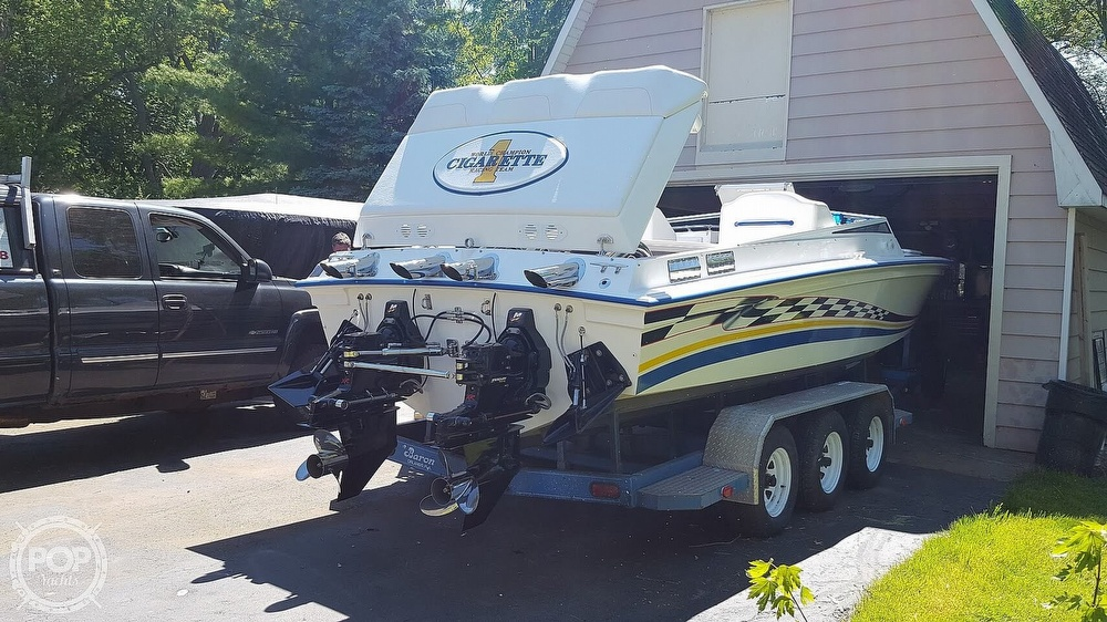 1978 Cigarette boat for sale, model of the boat is 28 SS & Image # 12 of 41