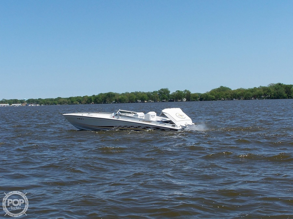 1978 Cigarette boat for sale, model of the boat is 28 SS & Image # 9 of 41