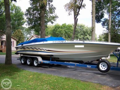 Cigarette 28 SS, 28, for sale - $55,000
