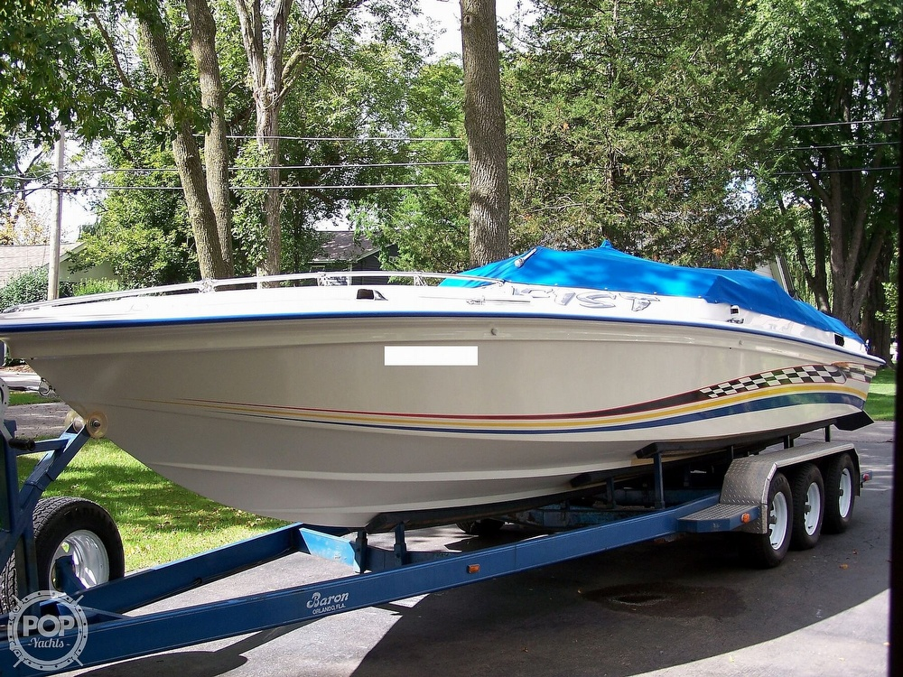 1978 Cigarette boat for sale, model of the boat is 28 SS & Image # 2 of 41