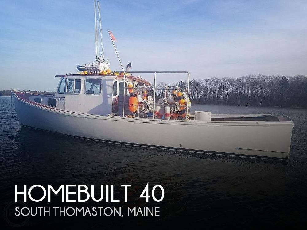 2003 Homebuilt boat for sale, model of the boat is 40 & Image # 1 of 19