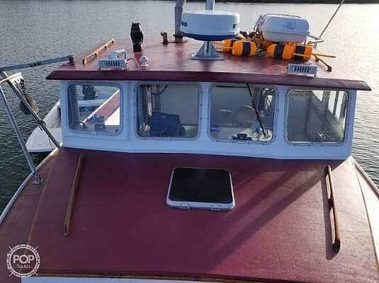 2003 Homebuilt boat for sale, model of the boat is 40 & Image # 2 of 19