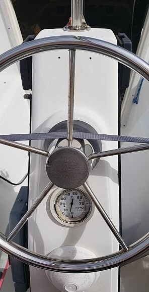 2001 Macgregor boat for sale, model of the boat is 26 X & Image # 7 of 41