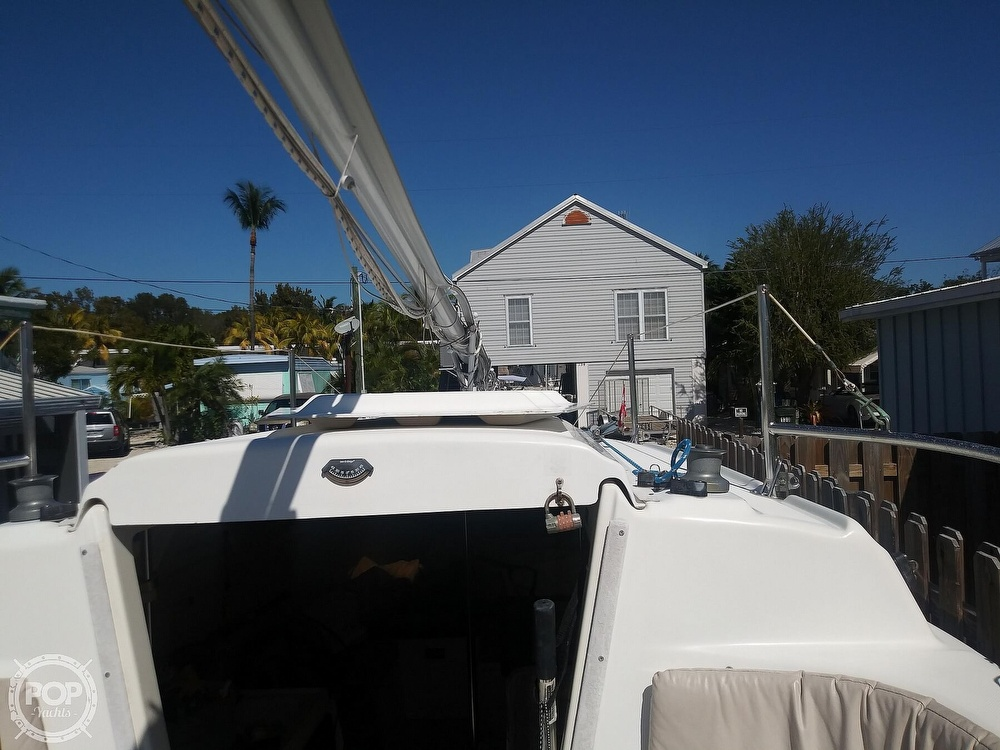 2001 Macgregor boat for sale, model of the boat is 26 X & Image # 22 of 41