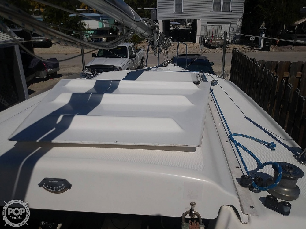 2001 Macgregor boat for sale, model of the boat is 26 X & Image # 24 of 41