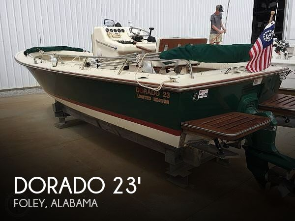 Used Dorado Boats For Sale by owner | 2002 Dorado 23