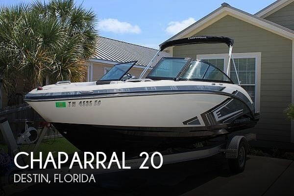 Used Chaparral 20 Boats For Sale by owner | 2015 Chaparral 20
