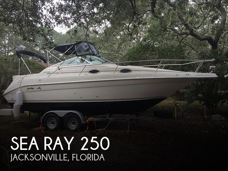 Used Sea Ray 250 Boats For Sale by owner   1997 Sea Ray 250