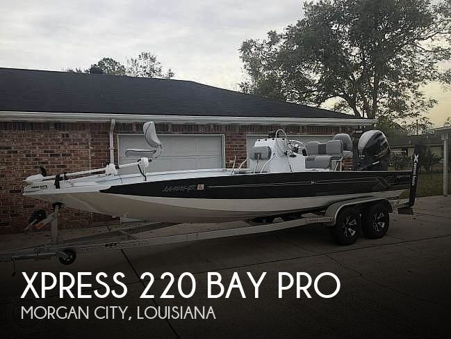Used Xpress Boats For Sale by owner | 2020 Xpress 220 Bay Pro