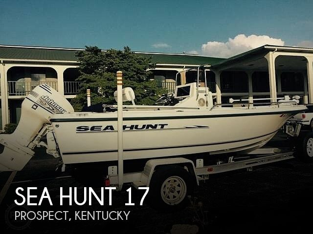 Used Sea Hunt 17 Boats For Sale by owner   2002 Sea Hunt 17