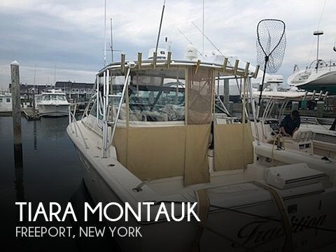 Used Tiara Boats For Sale by owner | 1997 31 foot Tiara Montauk