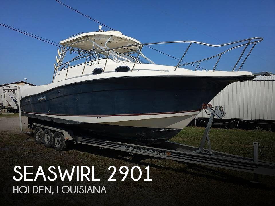 Used SEASWIRL Boats For Sale by owner   2007 Seaswirl 2901