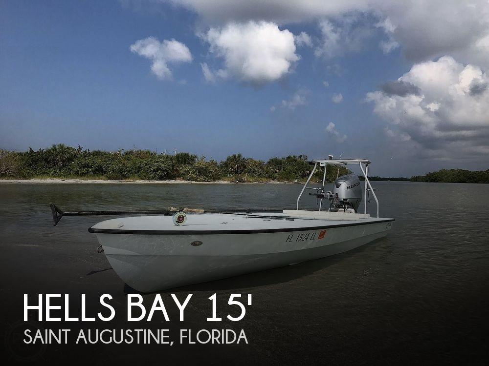 Used Hells Bay Boats For Sale by owner | 2001 Hells Bay Whipray 16