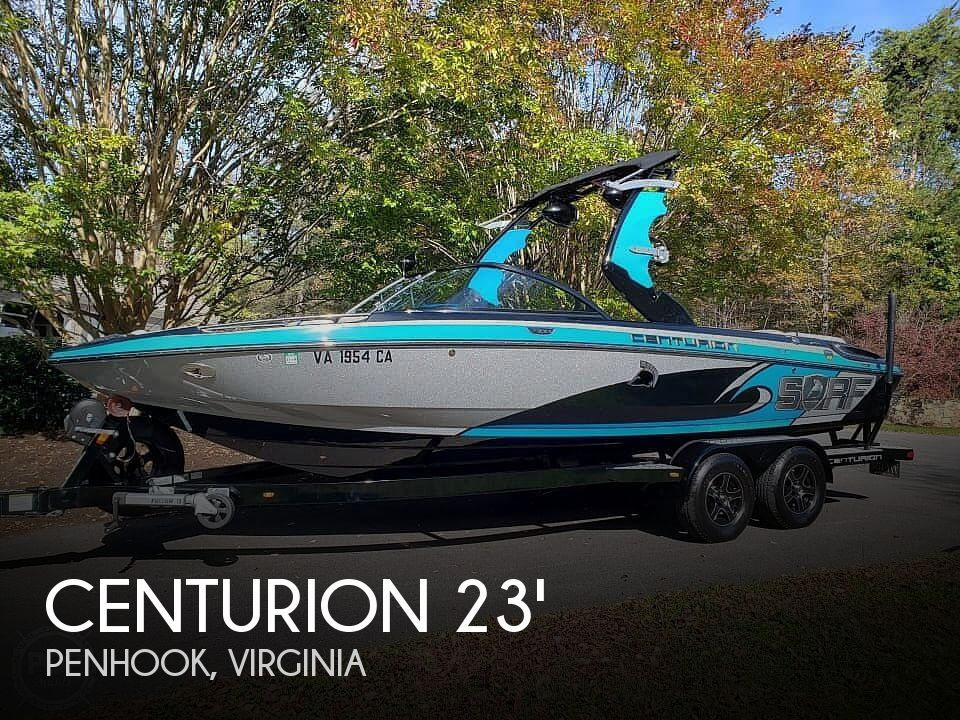 Used Boats For Sale in Durham, North Carolina by owner | 2016 Centurion Enzo SV233
