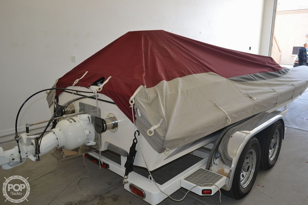 1999 Cougar boat for sale, model of the boat is 21 MTR & Image # 23 of 40
