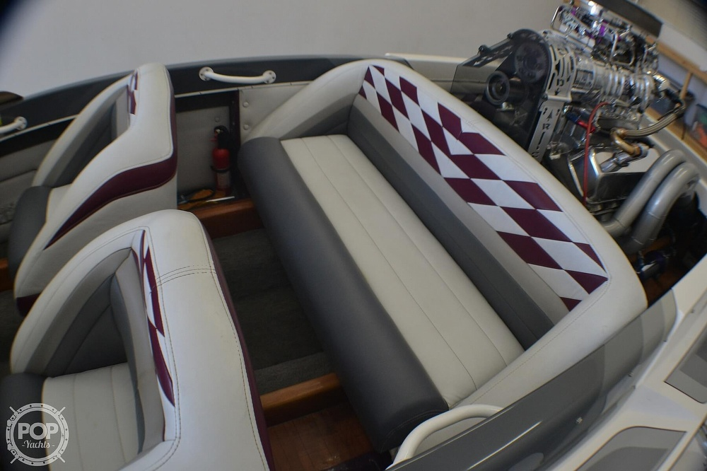 1999 Cougar boat for sale, model of the boat is 21 MTR & Image # 25 of 40