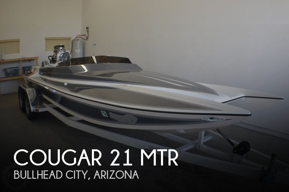 1999 Cougar boat for sale, model of the boat is 21 MTR & Image # 1 of 40