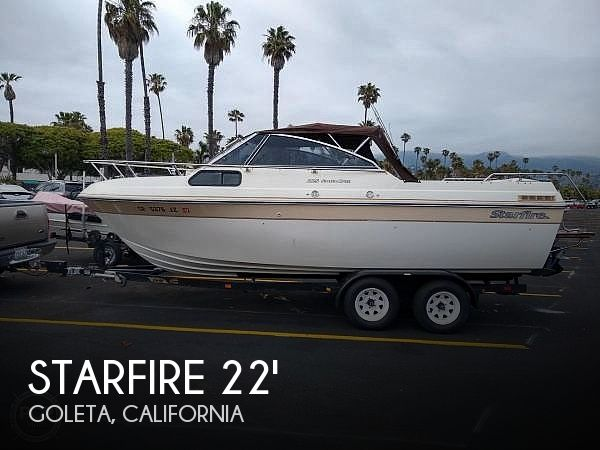 Used Starfire Boats For Sale by owner | 1990 Starfire 22