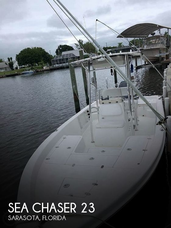Used Sea chaser Boats For Sale by owner | 2008 Sea Chaser 23
