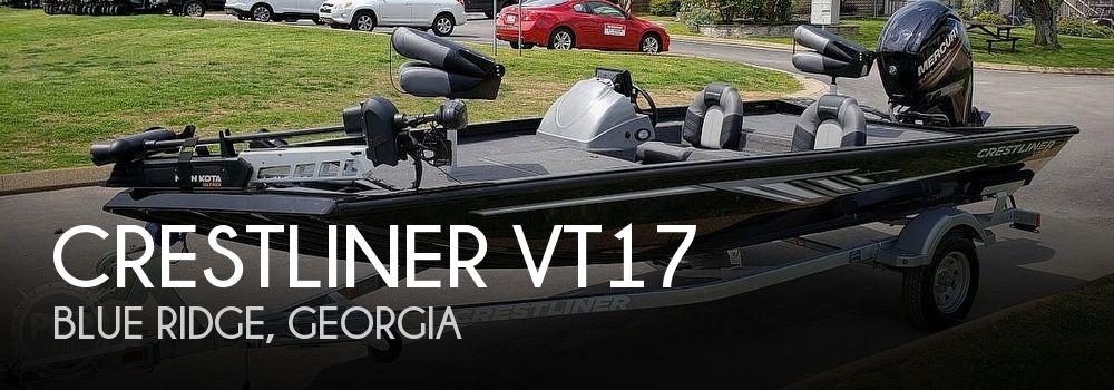 Used Crest Boats For Sale by owner | 2019 Crestliner VT17