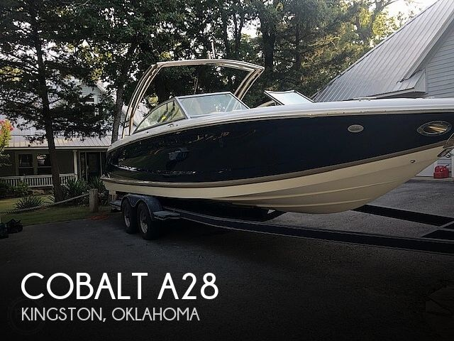 Used Cobalt Boats For Sale in Oklahoma by owner | 2012 Cobalt A28