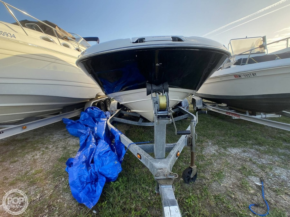 2008 Yamaha boat for sale, model of the boat is SX-210 & Image # 11 of 41
