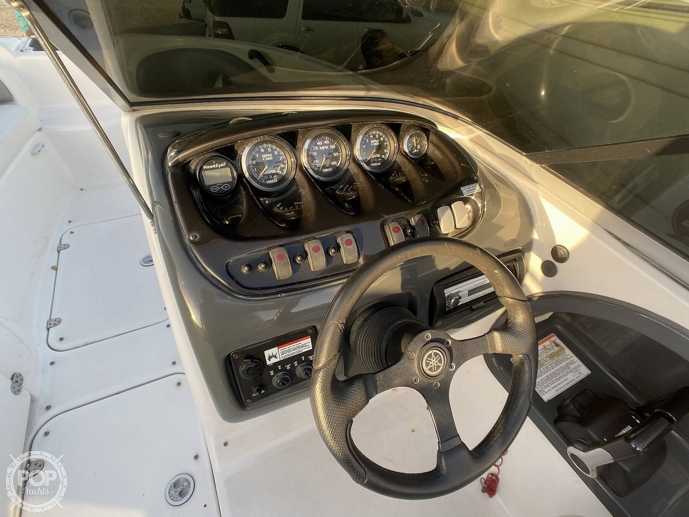 2008 Yamaha boat for sale, model of the boat is SX-210 & Image # 10 of 41