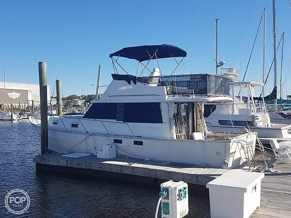 1981 Mainship boat for sale, model of the boat is 34 & Image # 3 of 40