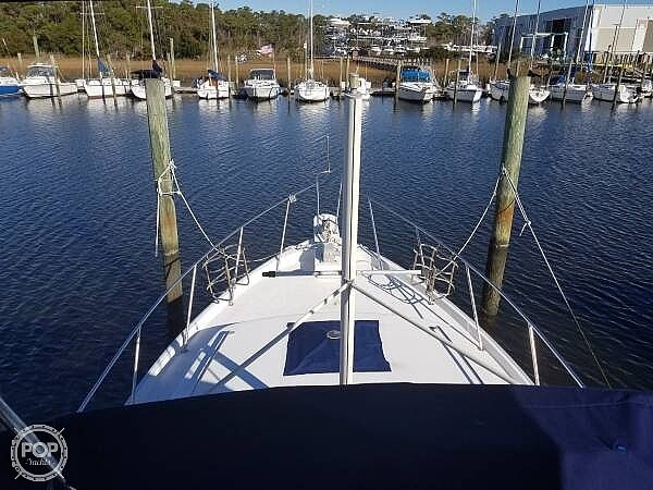 1981 Mainship boat for sale, model of the boat is 34 & Image # 11 of 40