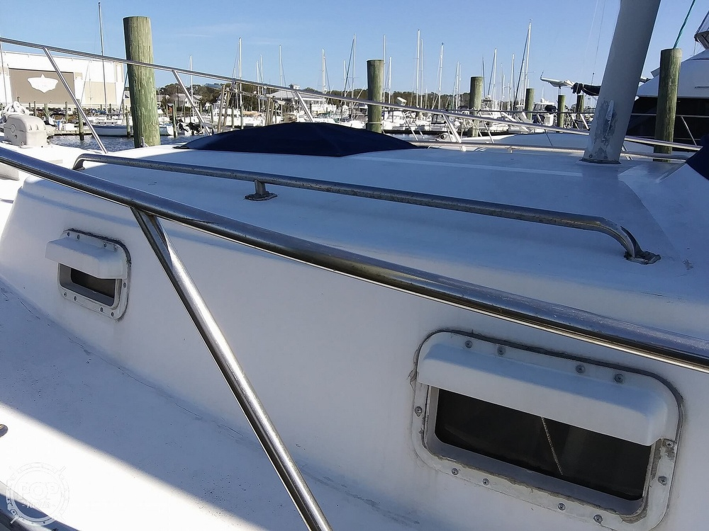 1981 Mainship boat for sale, model of the boat is 34 & Image # 7 of 40