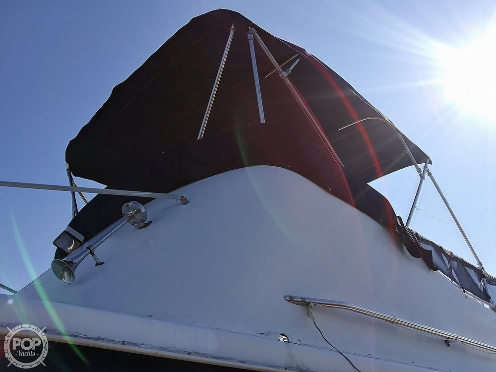 1981 Mainship boat for sale, model of the boat is 34 & Image # 10 of 40