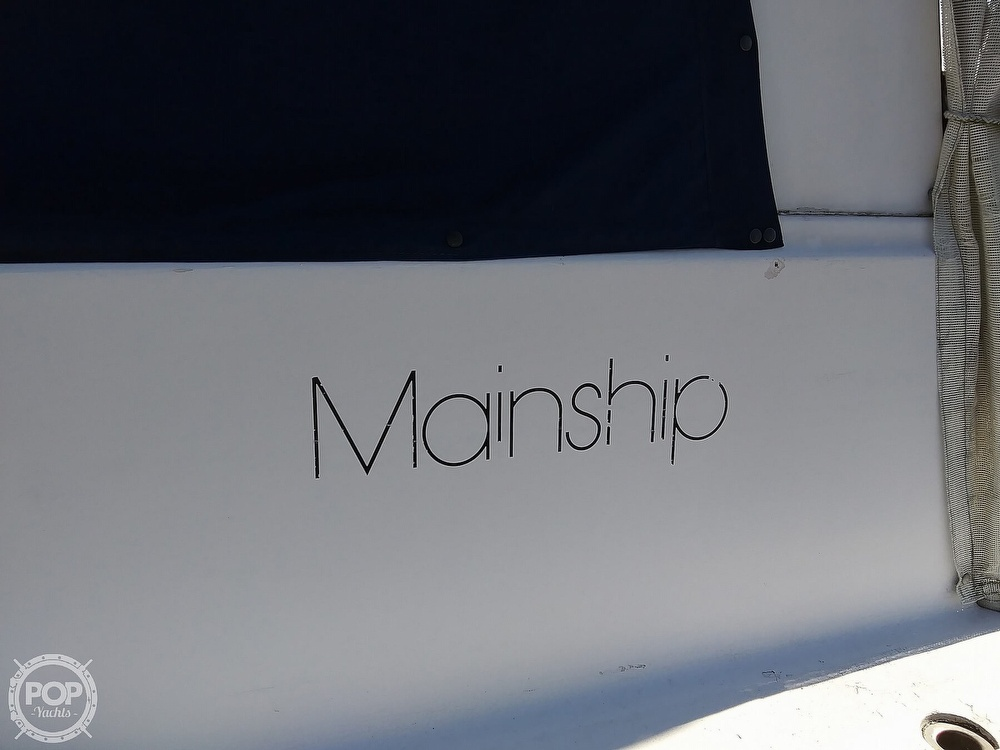 1981 Mainship boat for sale, model of the boat is 34 & Image # 12 of 40