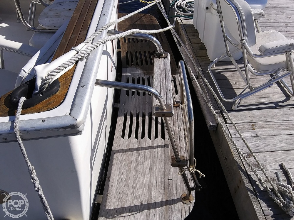 1981 Mainship boat for sale, model of the boat is 34 & Image # 14 of 40