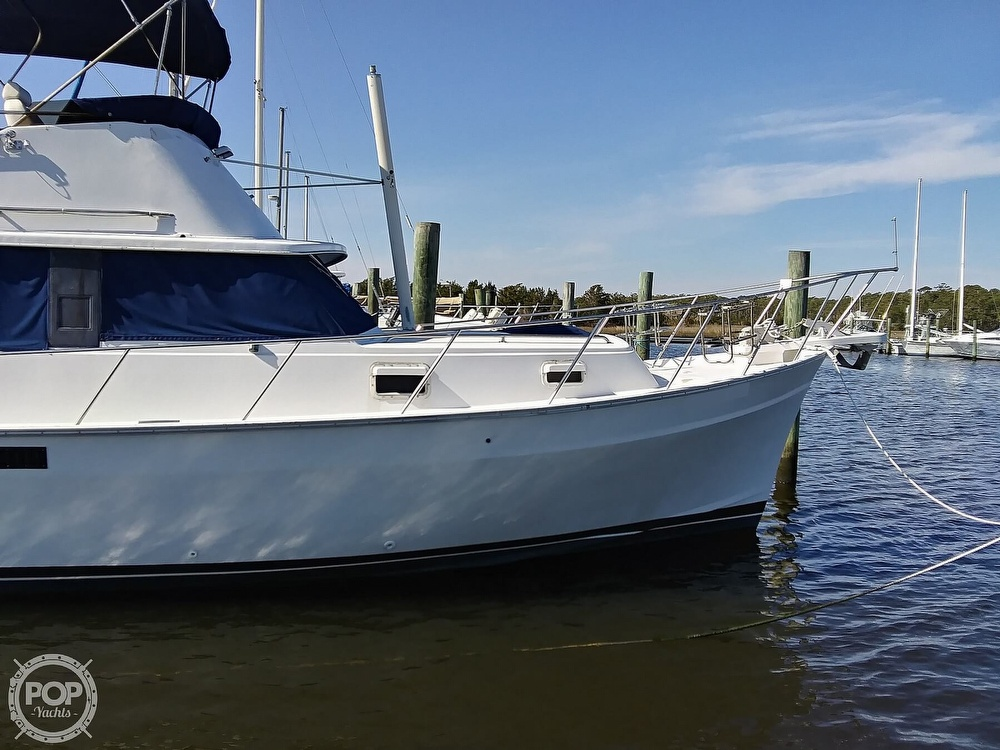 1981 Mainship boat for sale, model of the boat is 34 & Image # 17 of 40
