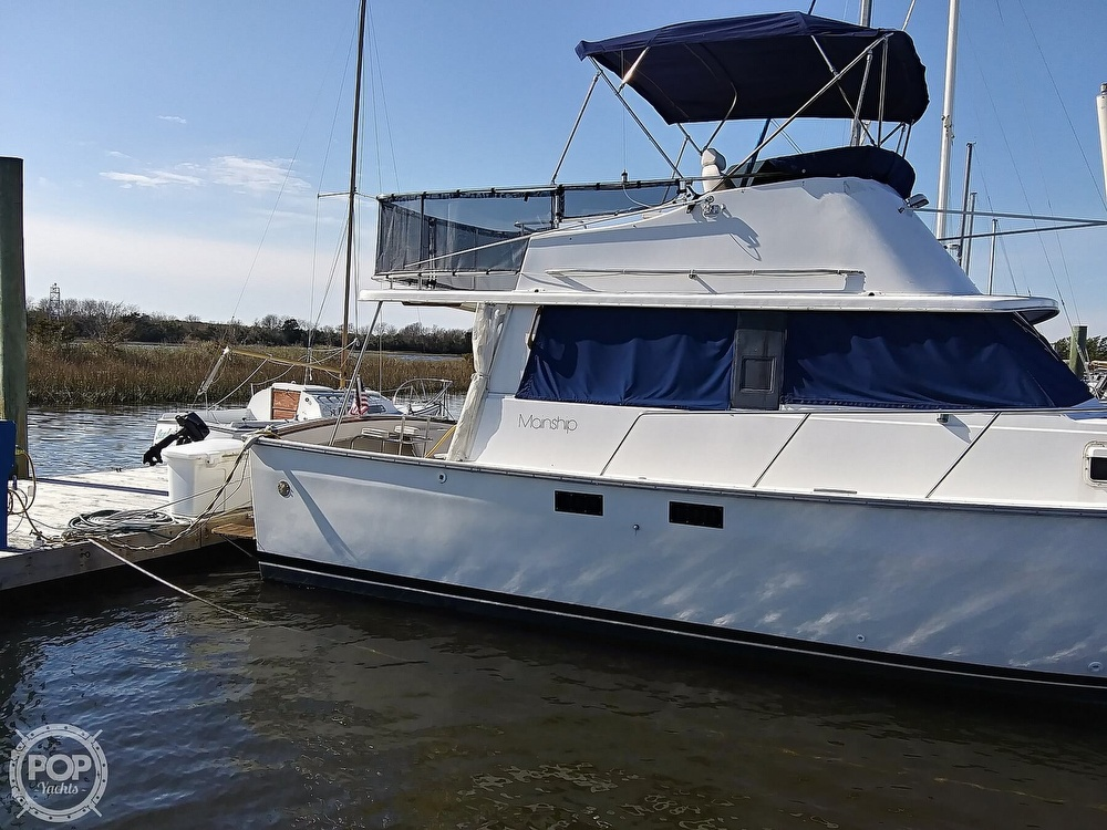 1981 Mainship boat for sale, model of the boat is 34 & Image # 19 of 40