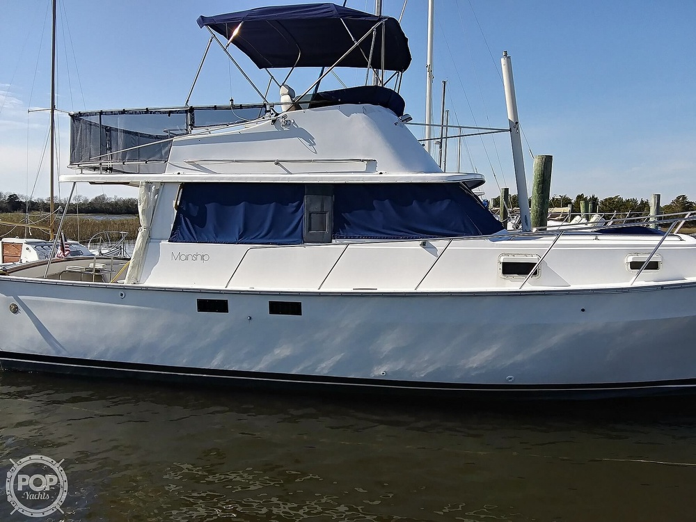 1981 Mainship boat for sale, model of the boat is 34 & Image # 20 of 40