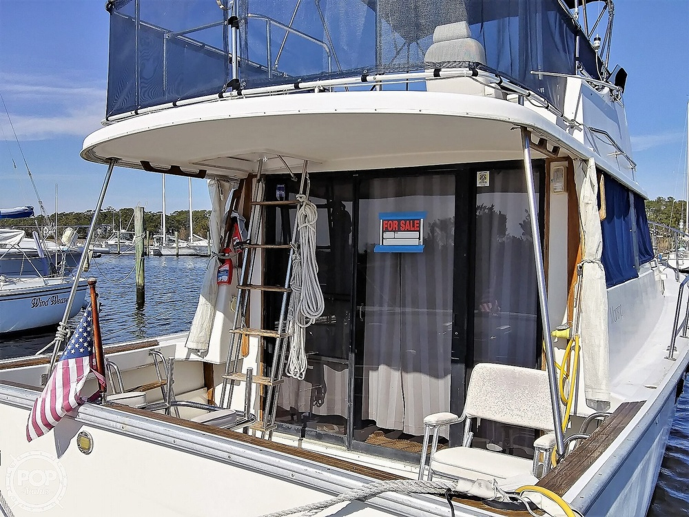 1981 Mainship boat for sale, model of the boat is 34 & Image # 21 of 40