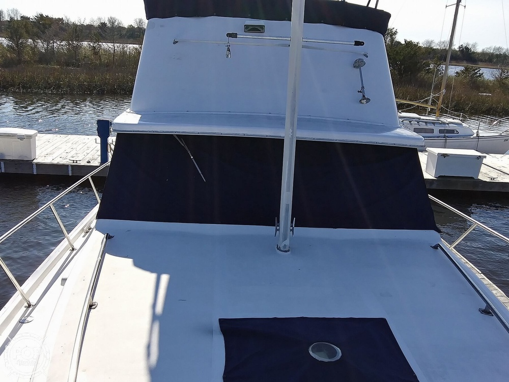 1981 Mainship boat for sale, model of the boat is 34 & Image # 27 of 40