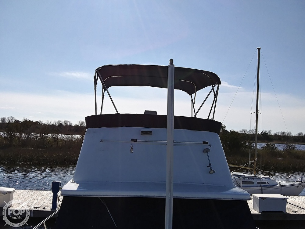 1981 Mainship boat for sale, model of the boat is 34 & Image # 28 of 40