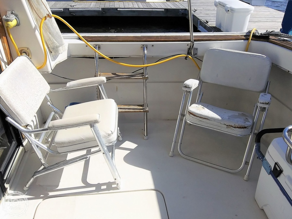 1981 Mainship boat for sale, model of the boat is 34 & Image # 35 of 40
