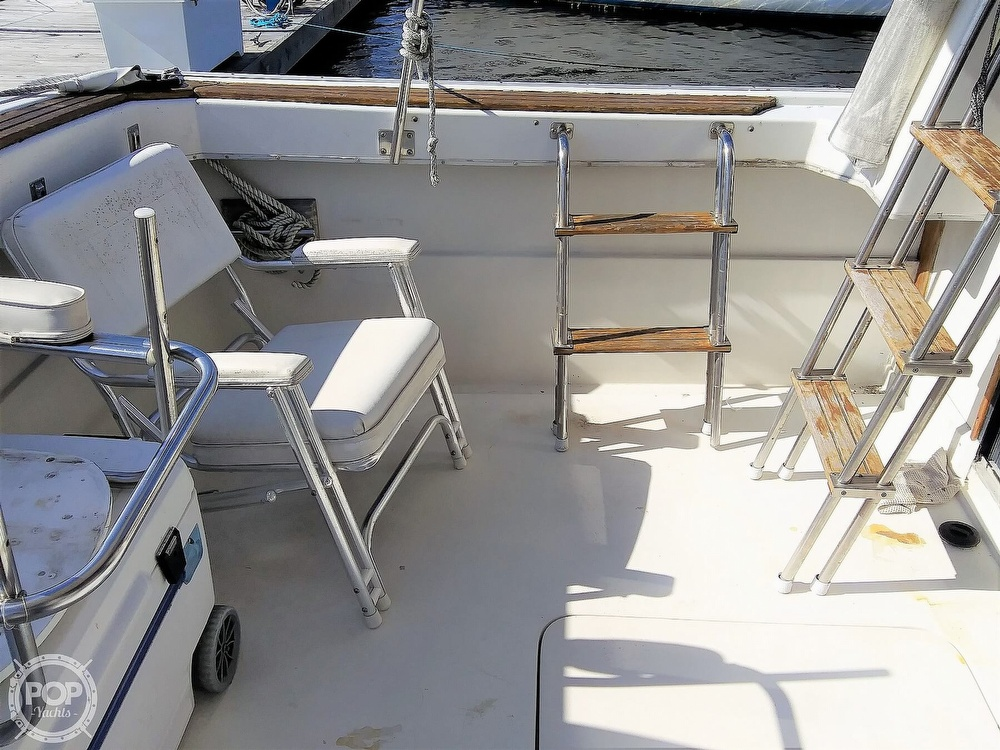 1981 Mainship boat for sale, model of the boat is 34 & Image # 36 of 40