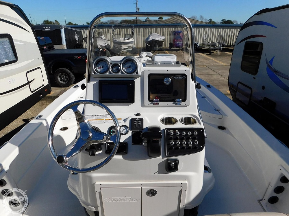 2016 Nautic Star boat for sale, model of the boat is 224xts Tournament & Image # 32 of 40