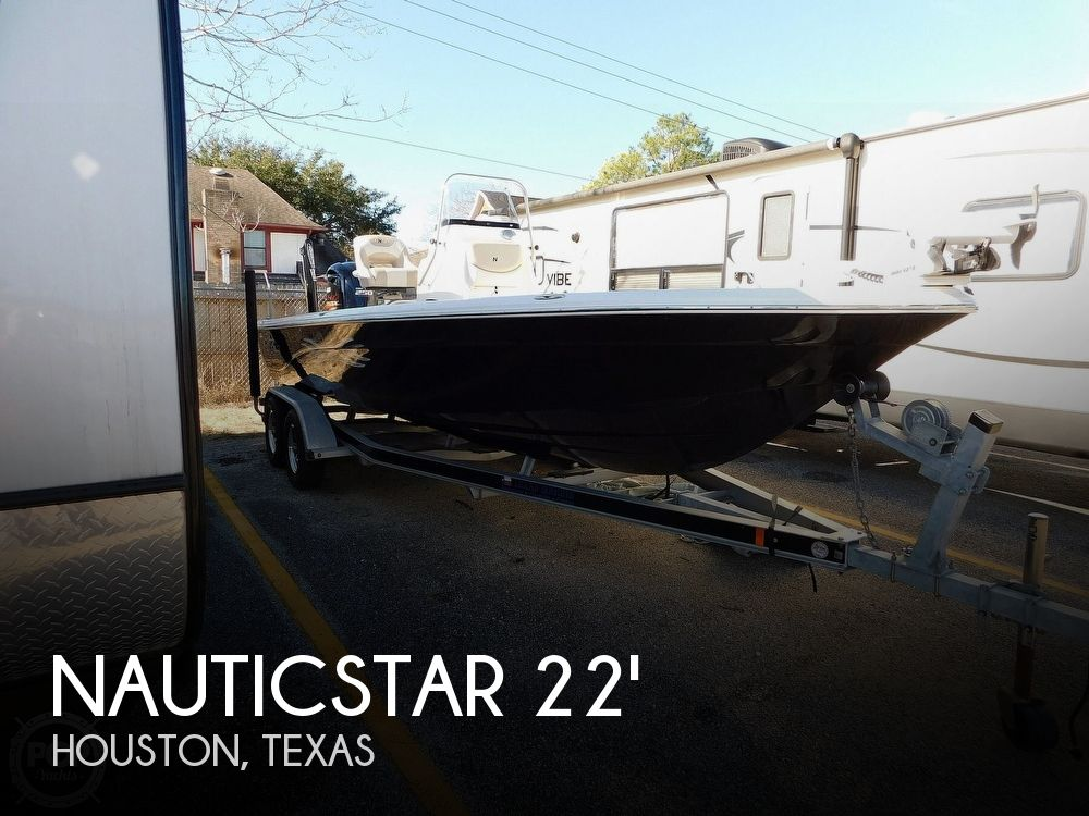 2016 Nautic Star boat for sale, model of the boat is 224xts Tournament & Image # 1 of 40
