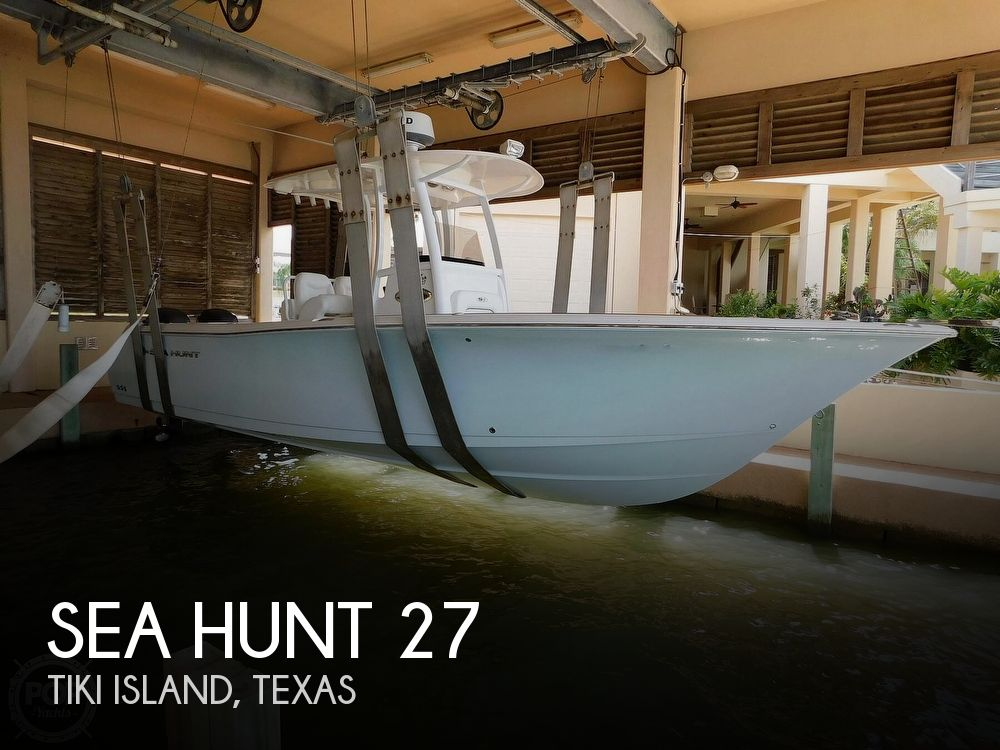 2013 SEA HUNT 27 GAMEFISH for sale