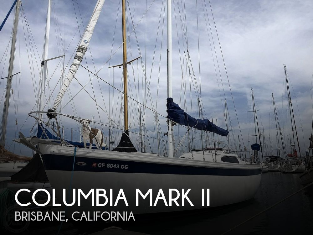 Used Columbia Boats For Sale by owner | 1971 34 foot Columbia Mark II