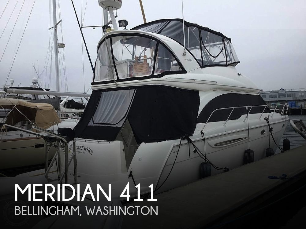Used Boats For Sale in Washington by owner | 2007 Meridian 411