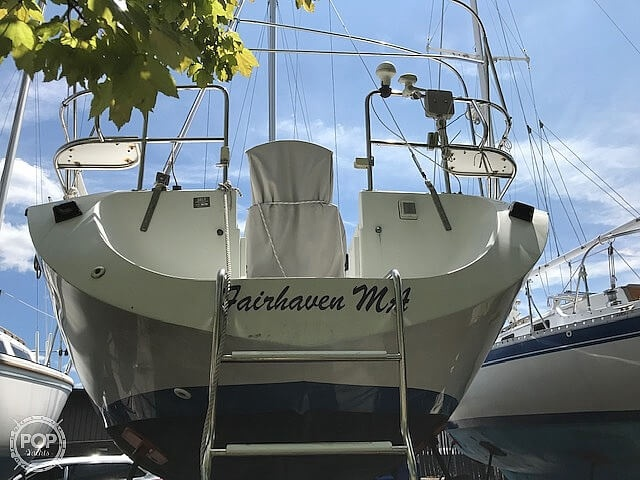 1996 Catalina Yachts boat for sale, model of the boat is 36WK MKII & Image # 4 of 40