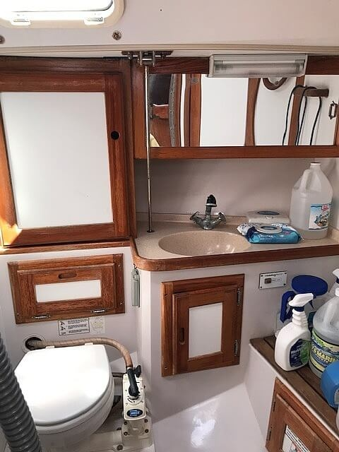 1996 Catalina Yachts boat for sale, model of the boat is 36WK MKII & Image # 6 of 40